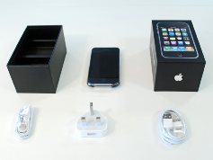 Разбор iPhone 3GS